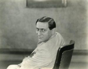 Portrait of Lubitsch