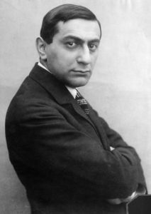 Lubitsch in Germany, ca 1920