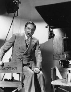 Portrait of Ernst Lubitsch in the 1930s